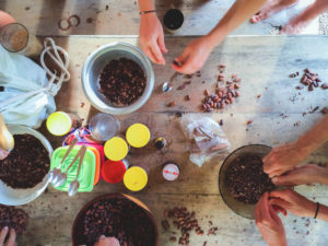 choc-workshop-hands