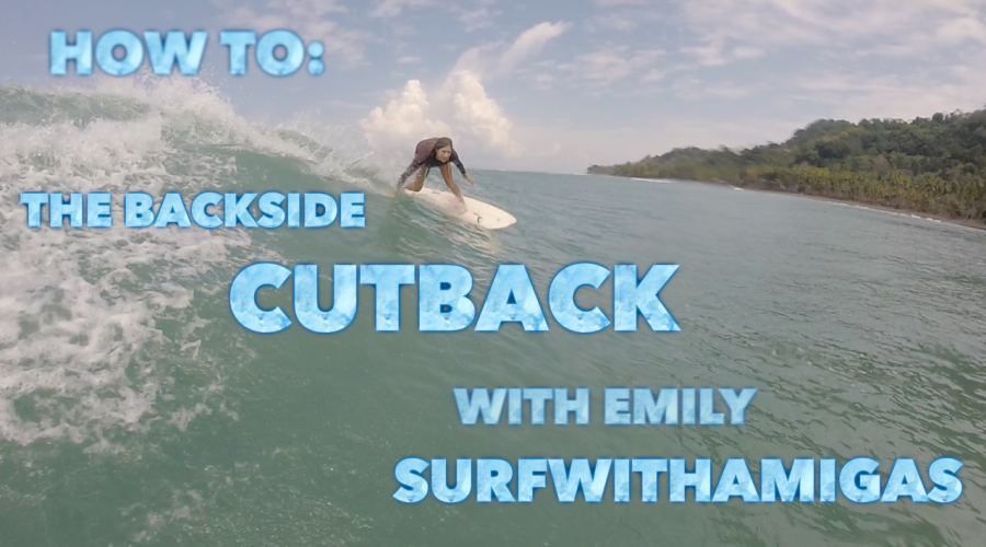 Surf Completely – Learn to Do A Backside Cutback