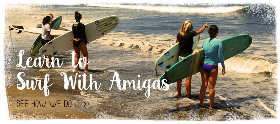 Learn to Surf with Amigas