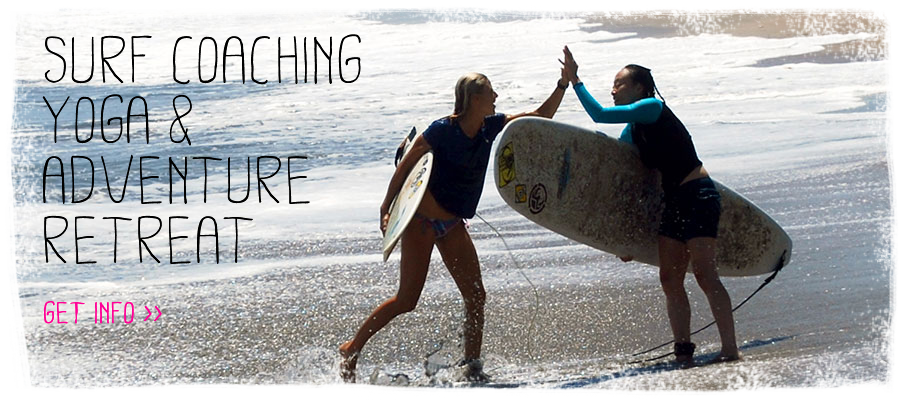 Surf Coaching, Yoga, and Adventure Retreat in Nicaragua Info
