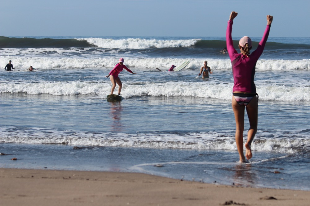Holly Beck All Inclusive Surf & Yoga Retreat Nicaragua