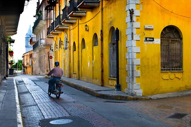 Panama-Casco-Viejo-Colonial-Architecture-Panama-City