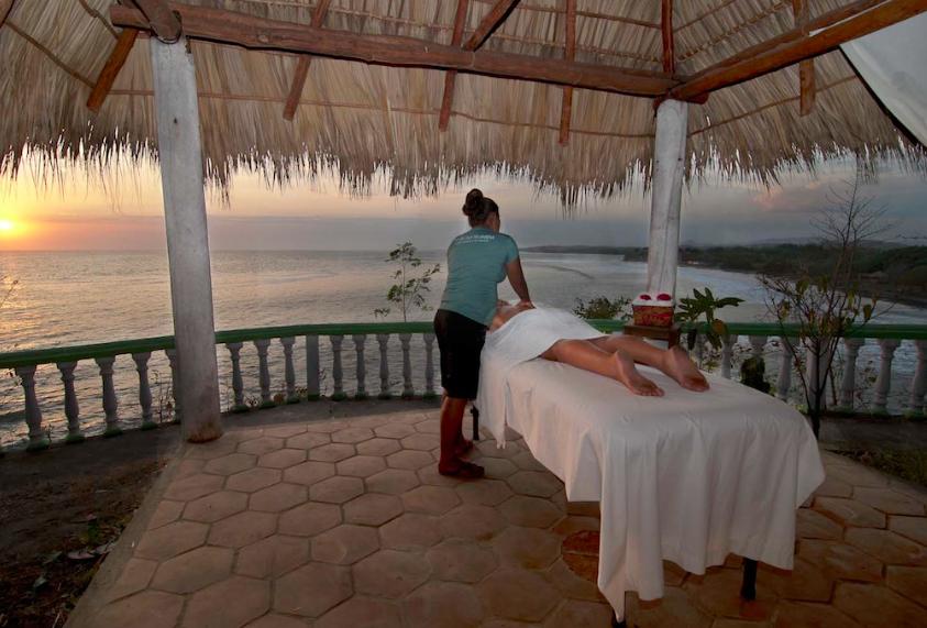 Holly Beck Surf & Yoga Retreat Nicaragua