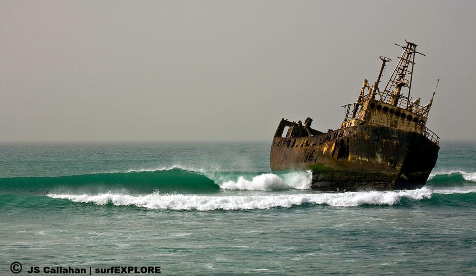 break boat