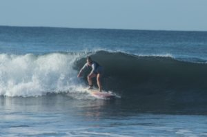 playa grande, north costa rica, surf with amigas, learn to surf, surf camp, womens surf camp, retreat