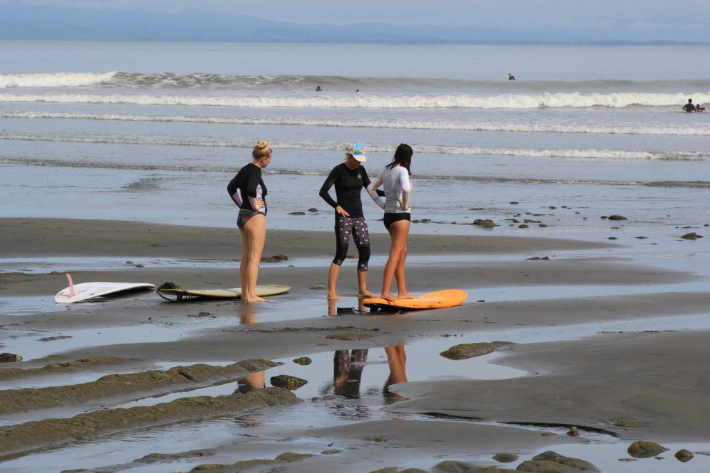holly beck surf coach
