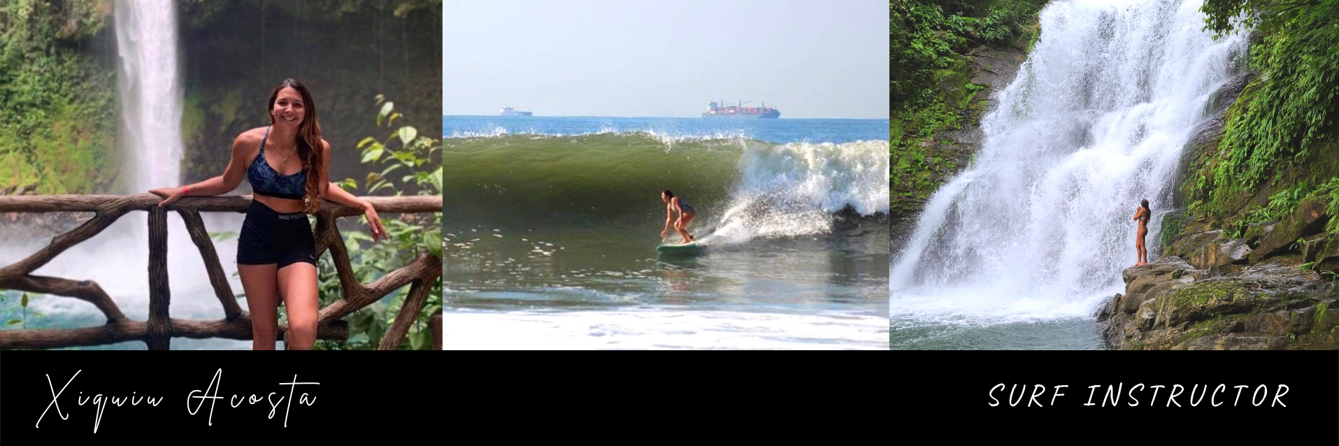 Xiquiu Surf With Amigas